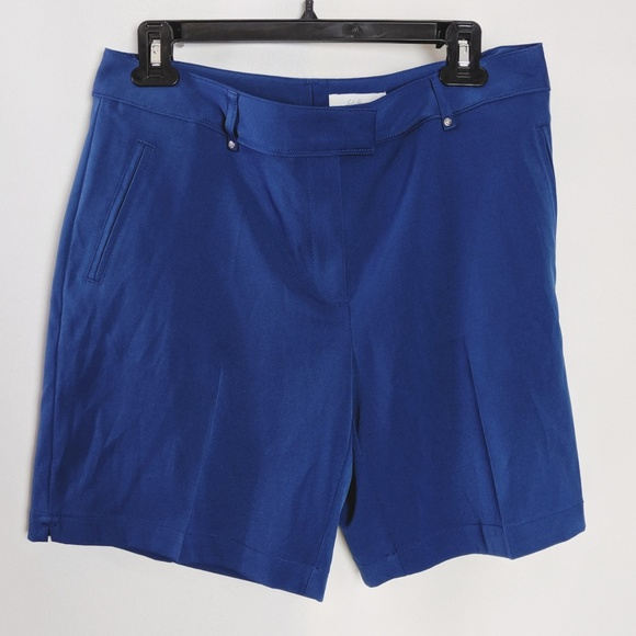 Lady Hagen Pants - Lady Hagen Core Golf Shorts Navy Estate NWT Sz 8